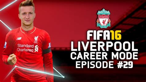 Marco reus fifa17 to fifa16. FIFA 16 | Liverpool Career Mode #29 - WELCOME MARCO REUS ...