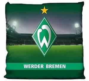 Werder Bremen Kissen : werder bremen kissen stadion sofakissen g nstig kaufen ~ Orissabook.com Haus und Dekorationen