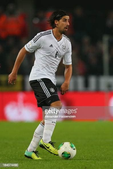 This video shows all of his goals, assists and overall play from world. Sami Khedira of Germany runs with the ball during the FIFA 2014 World... News Photo - Getty Images