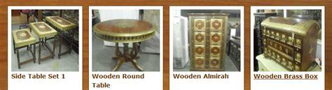 indian furniture brass work hand furniture