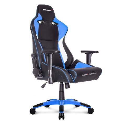akracing prox gaming chair bleu siège pc akracing sur