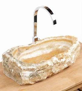 Waschbecken Beige Mit Unterschrank : waschbecken aus stein naturstein steinbecken 30 40 50 ~ Bigdaddyawards.com Haus und Dekorationen