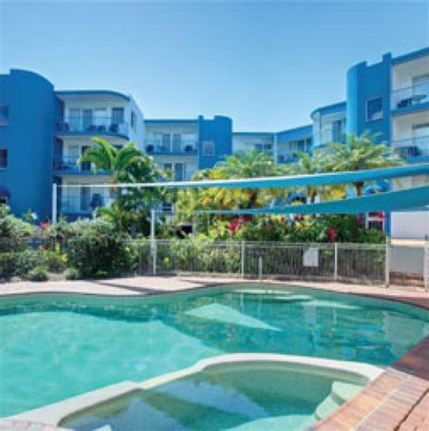 Tranquil Shores  Apartment Accommodation In Caloundra
