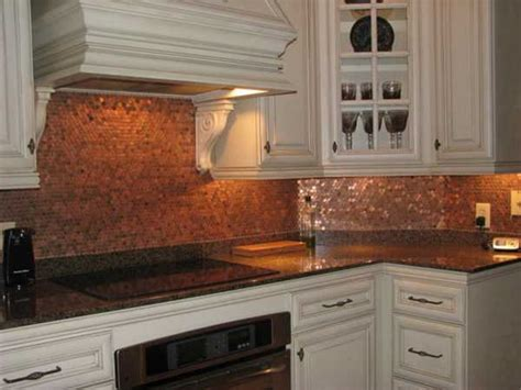 copper kitchen backsplash ideas designs 25 diy ideas for home decorating with