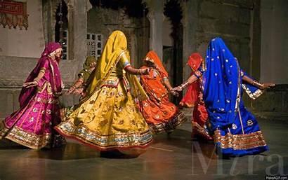 Rajasthan Dance Indian India Folk Tour Colourful