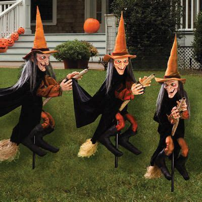 Halloween Witch Yard Stakes by Pin By Figi S Gifts In Good Taste On Halloween Tricks