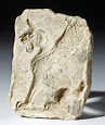 2nd Millennium BCE Babylonian Pottery Mold with Griffin ...