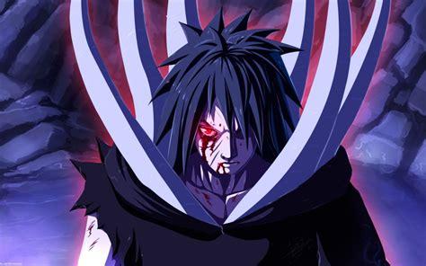 Download 1440x900 Uchiha Obito, Akatsuki, Naruto