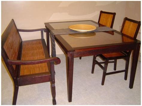 Pier One Glass Dining Room Table by Dining Table From Pier 1 City