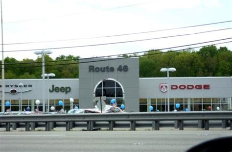 route chrysler jeep dodge falls nj