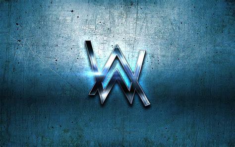 alan walker background dj superstars djs metal desktop wallpapers creative