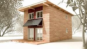 Prix Kit Maison Bois : photos images maison basse consommation passive ossature ~ Premium-room.com Idées de Décoration