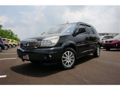 Find Used 2005 Buick Rendezvous Awd In 173 S County Rd 525