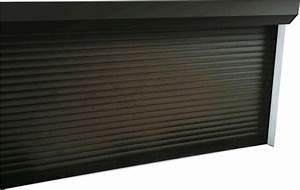 porte de garage enroulable motorisee pas cher With porte de garage enroulable et fabrication de porte en bois
