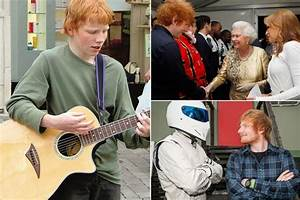 Ed Sheeran in his own words: Singer tells how he made it ...