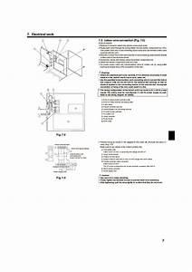 Mitsubishi Mr Slim Thermostat Manual