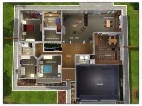 l shaped garage plans bungalow plans designed the building with modern features homescorner
