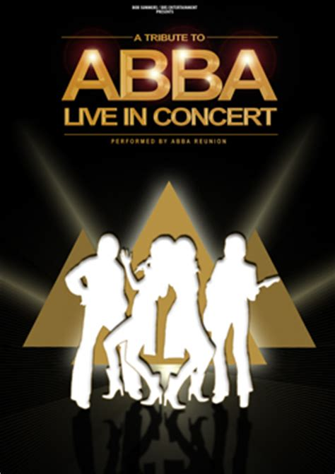 brs entertainment  tribute  abba   concert