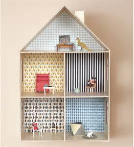 Back Alley Furniture by This Diy Dollhouse Delights With Free Wallpaper Designs