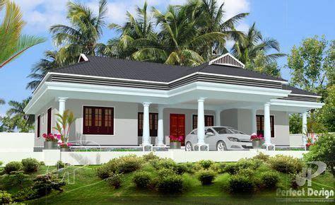 bedroom  house plans kerala single floor simple