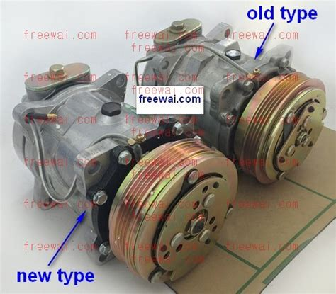 A/c Air-conditioning Compressor 5h14 For Geely Ck Merrie