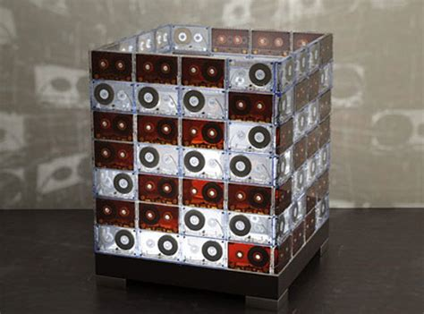 How To Recycle Recycling Old Cassette Tapes Into An Arts