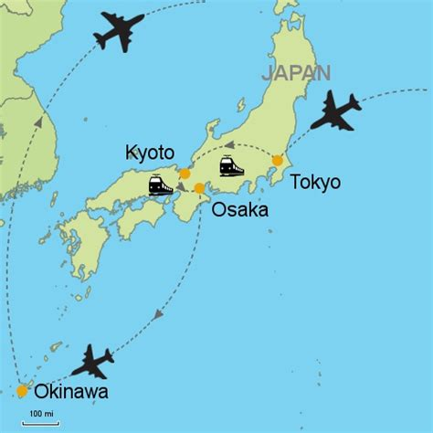 The present life makes people feel tired and stressed. Japan Map Tokyo To Osaka