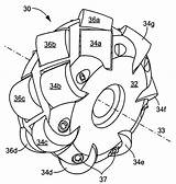 Wheel Omni Inventing Drawing Patent Many Why Re Hub Suggests Wheels sketch template