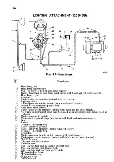 Farmall Electrical Wiring Diagrams