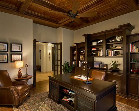 traditional executive office libraries and offices traditional home office Traditional Executive Office