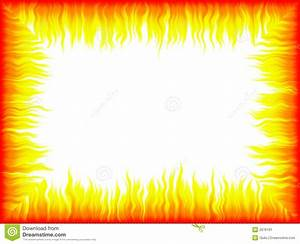 Flame Border Clipart - Clipart Suggest