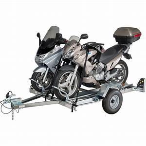 Rampe De Chargement Feu Vert : remorque 2 motos feu vert feu vert ~ Melissatoandfro.com Idées de Décoration