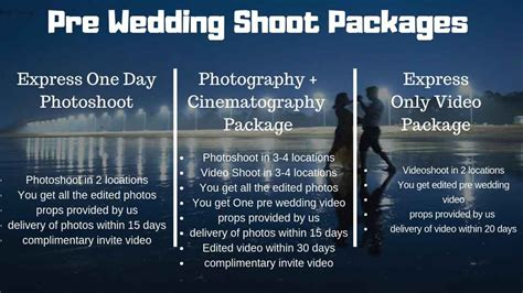 pre wedding photoshoot cost packages pricing delhi ncr