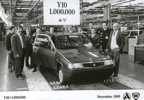 Y10Club - The Lancia Autobianchi Y10 Reference Site