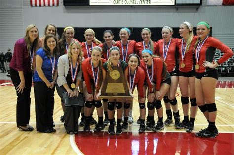 woodlands volleyball team crowned national champions