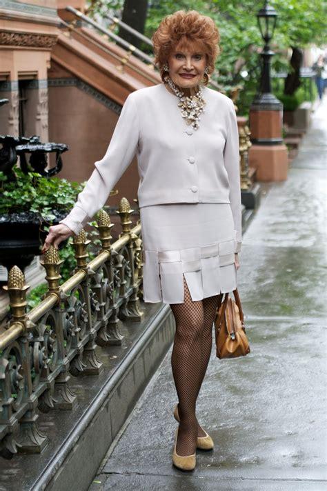 Year Old Fashionista Edith Drake Advanced Style