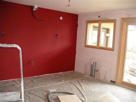 Photo Peinture Interieur Maison by Peinture Int 233 Rieur Une Maison En Ossature Bois A Wood House