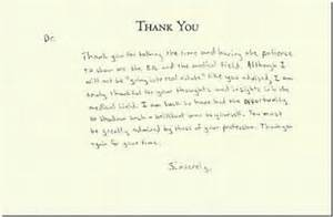 example thank you card after interview