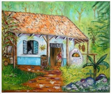 peinture la maison de cagne