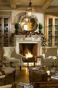 cozy fireplace in living room(: | Elegant | Pinterest