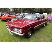 1965 Chrysler Valiant AP6 Regal V8 Sedan  The