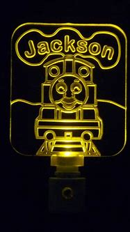 Thomas The Train Night Light, Different Colored LED Lights ...