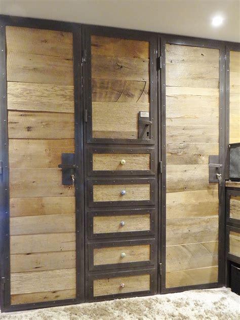 porte de porte de placard bois porte d entr 233 e patcha