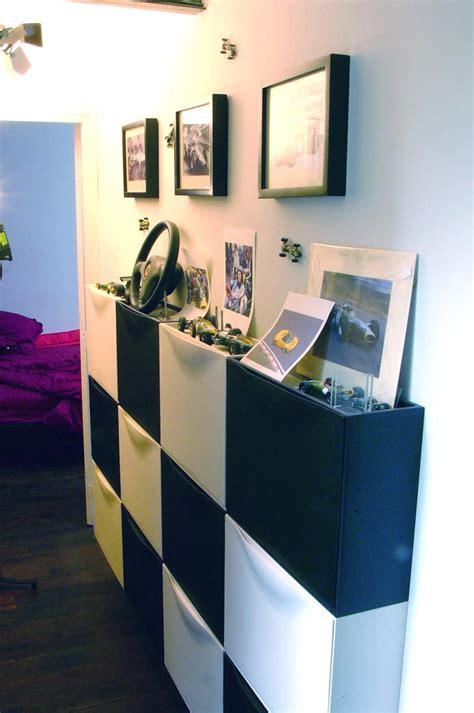 bureau etroit pour entree meuble de rangement pour chaussures aménagement entrée