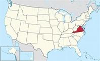 List of cities in Virginia - Wikipedia