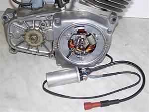 Powerdynamo For Cz 981 380ccm Offroads