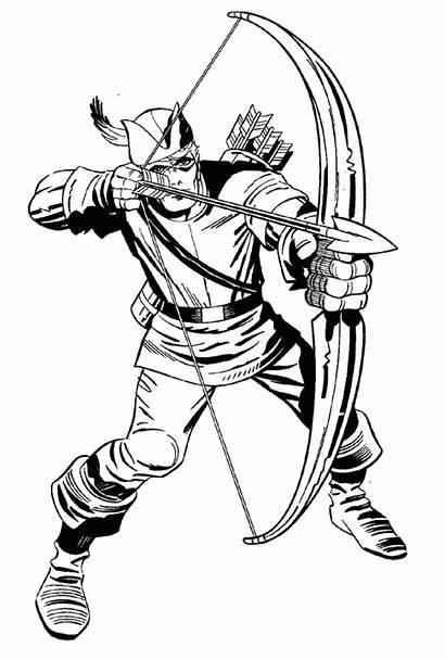 Kirby Arrow Jack Comic Royer Mike Super