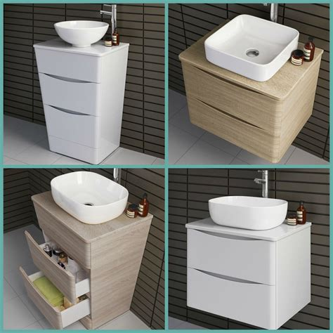 Modern Bathroom Sink Cabinets Uk by Wall Hung Floor Standing Vanity Units With Counter Top
