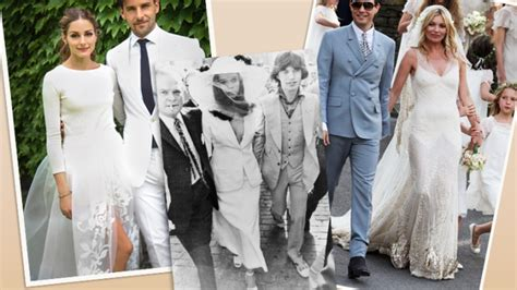 Celebrity Wedding Dresses That Made History