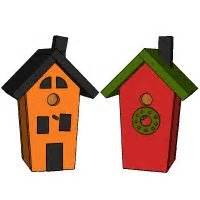 Red Barn Birdhouse Plans